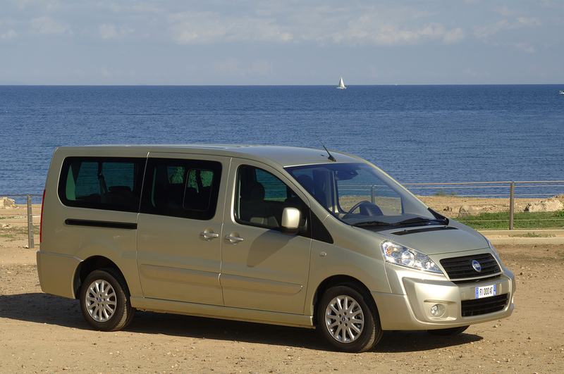 Fiat Scudo II. long BUS